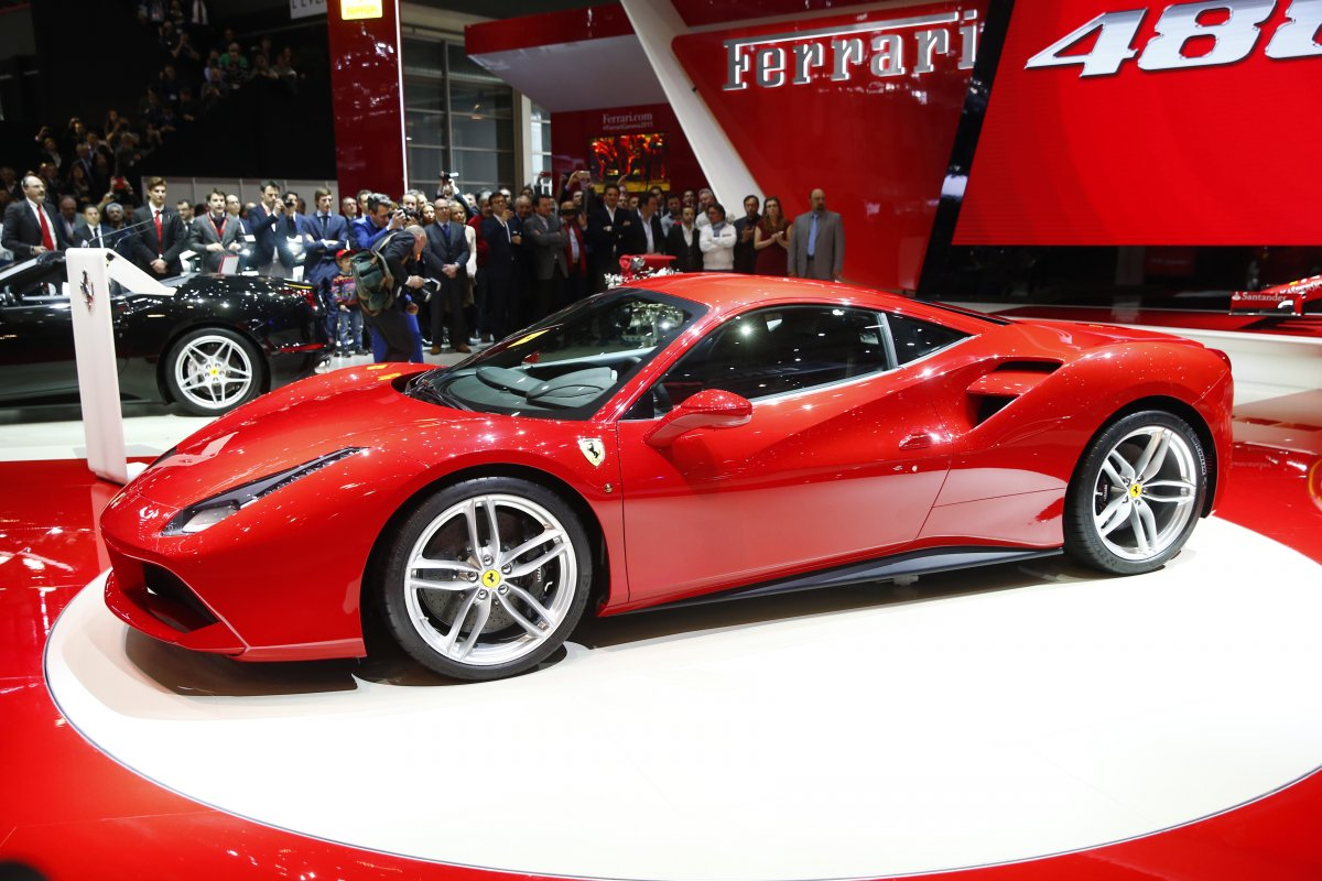 Ferrari Ipo Valued At 10 Billion This Week On Wall Street