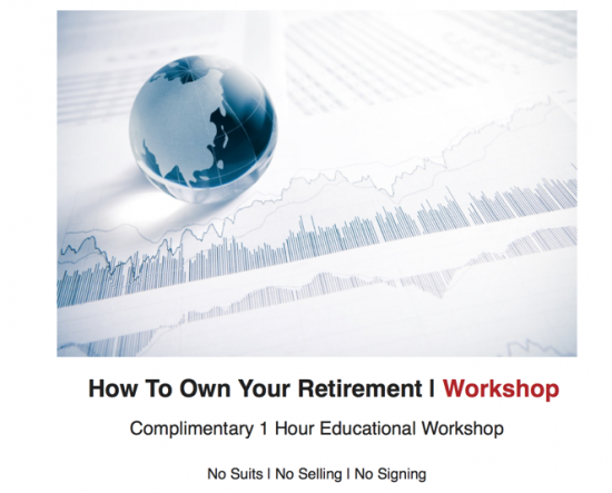 How To Own Your Retirement