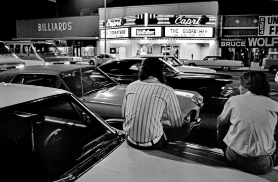 Inside the vanished world of SoCal's cruising scene when Camaros and Corvettes roared down Van Nuys Boulevard, gas was 33 cents, and barefoot blondes and brunettes sat on hoods during the summer of '72